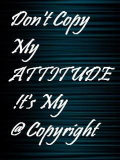 my life my rules attitude status latest jokes and status