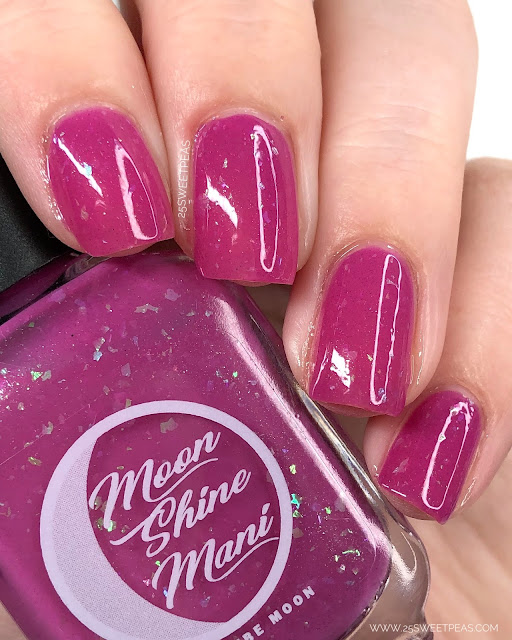 Moon Shine Mani I'm Medium Good 25 Sweetpeas