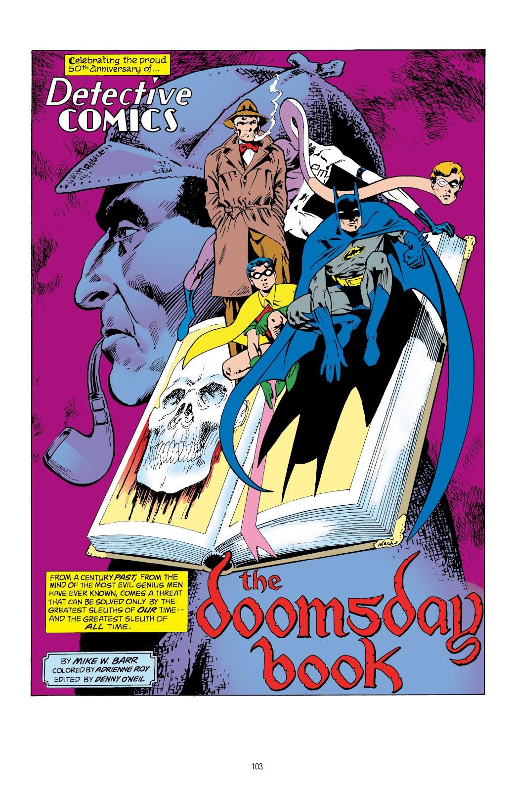 Read online Detective Comics (1937) comic -  Issue # _TPB Batman - The Dark Knight Detective 1 (Part 2) - 3