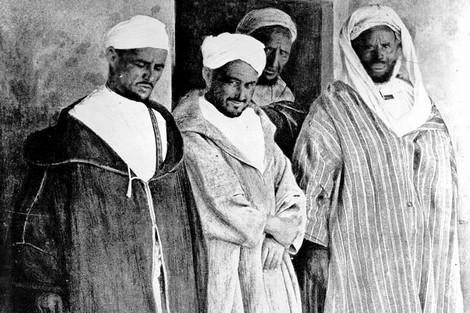 """""""طالع"""" زعماء المقاومة المسلحة المغربية"""