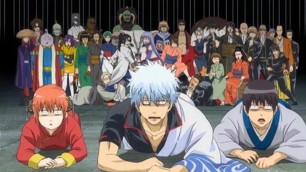 Gintama Movie 1:Shinyaku Benizakura-hen Subtitle Indonesia