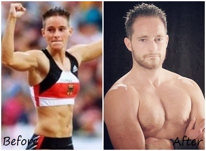 Male to female trans before and after-5729