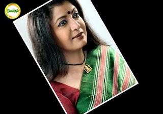 Bengali Actress-Debashree Roy-Biography Image