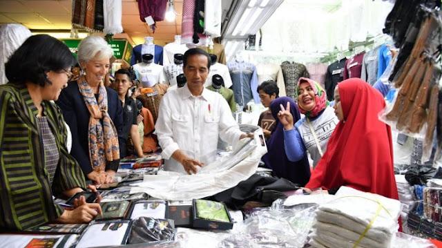 Direktur Pelaksana IMF Sebut Perekonomian Indonesia saat Ini Berada Dalam Jalur yang Sangat Baik
