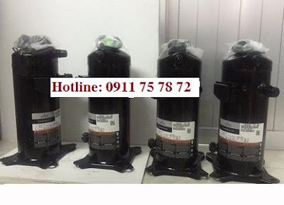 Block máy lạnh Copeland ZR190 - 15Hp hàng nhập khẩu