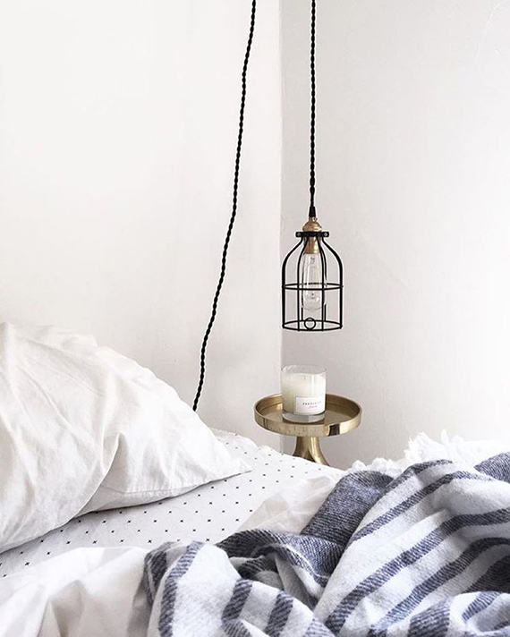 Seriously crisp bedrooms | morningslikethese