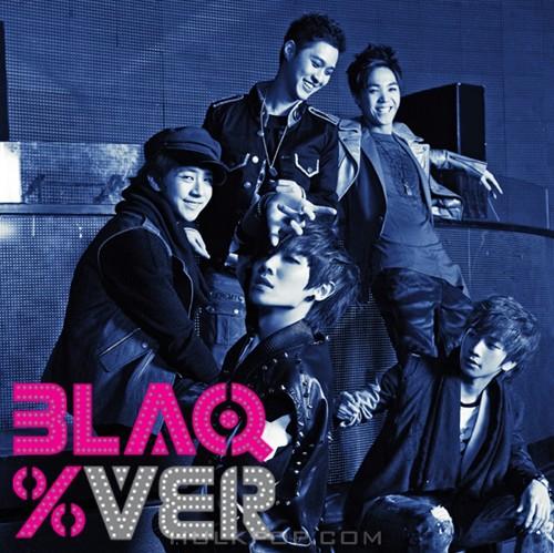 MBLAQ – MBLAQ 4th Mini Album 'BLAQ%Ver.'