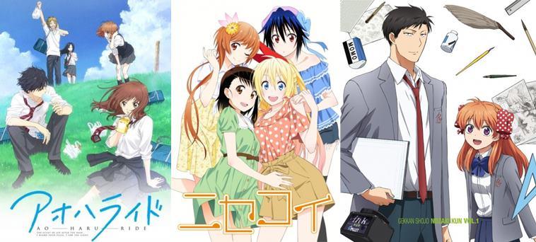 Selain Penuh Dengan Kisah Romansa Salah Atu Anime Romance Terbaik Ini Juga Dilengkapi Bumbu Persahabatan Antara Takeo Dan Sunakawa