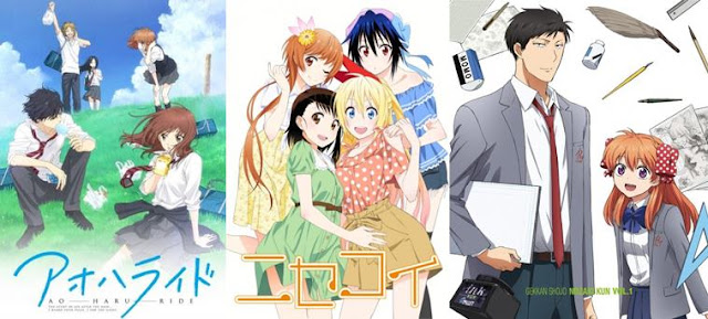rekomendasi anime romance terbaru 2017 2018