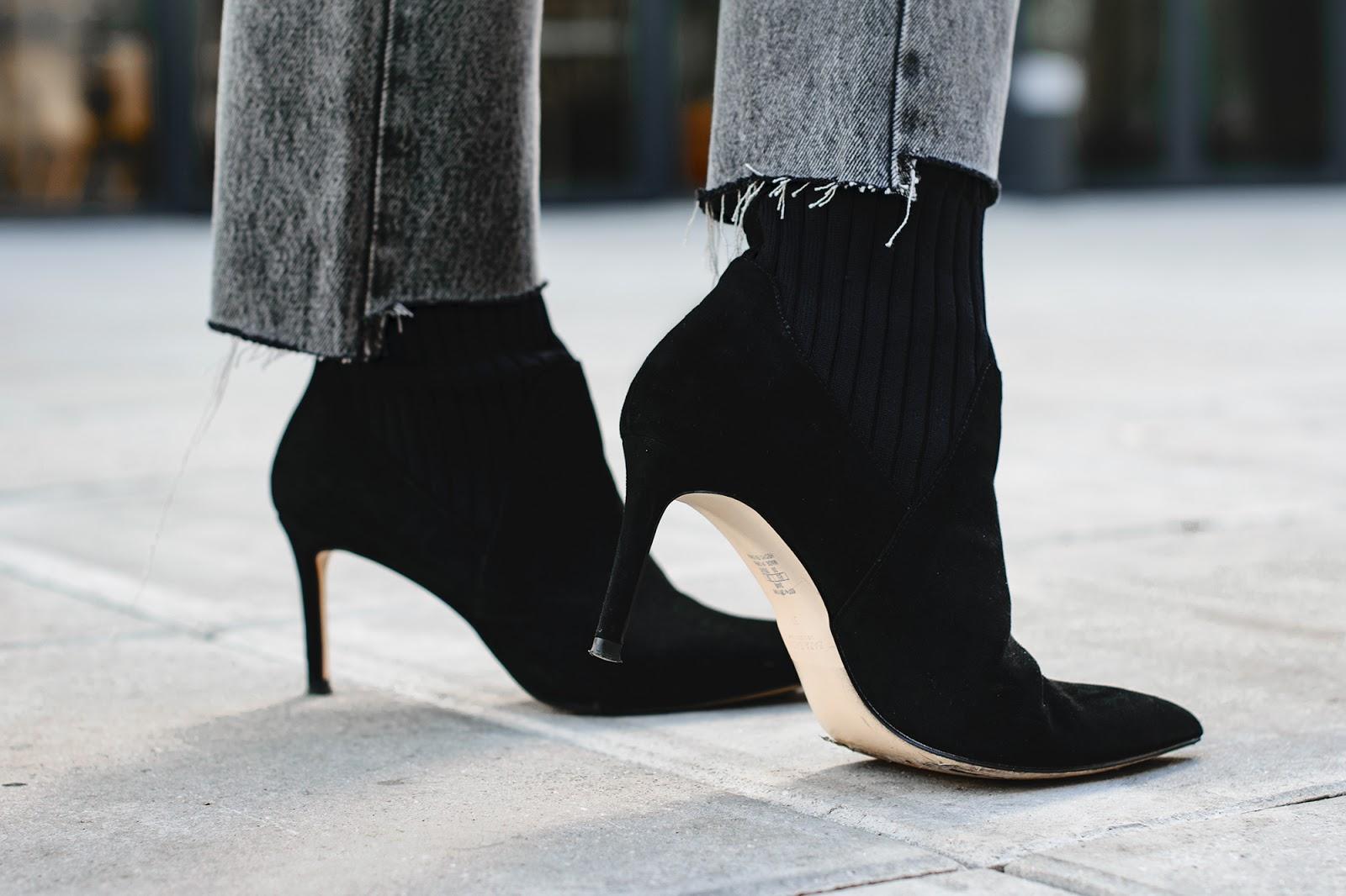 Total look con mom jeans de Zara de Ponteunostacones