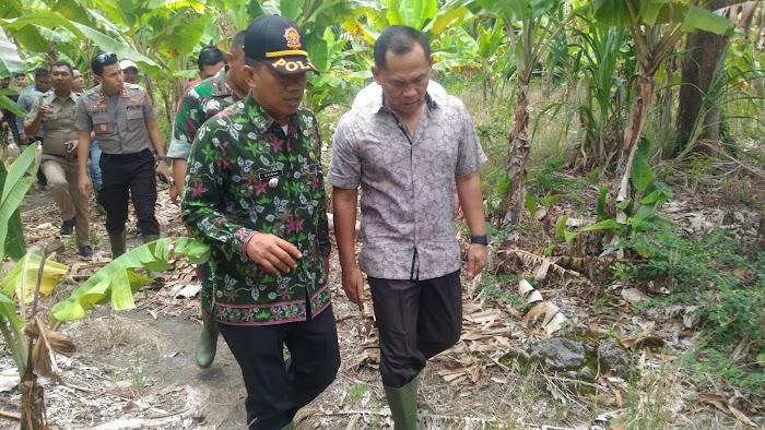 Pangdam II Sriwijaya Kunker Ke Pulau Kandang Balak Bakauheni.