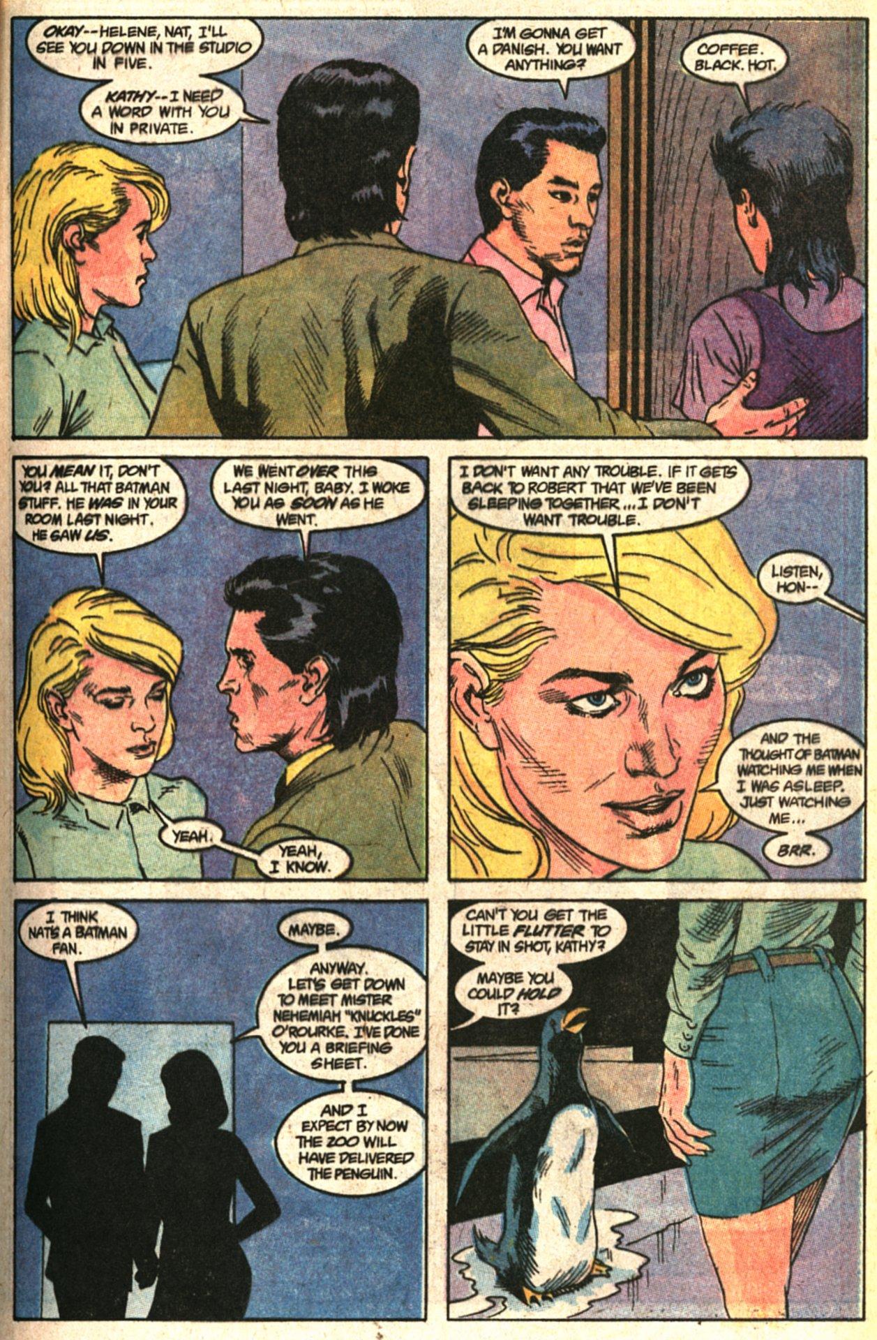 Read online Secret Origins (1986) comic -  Issue # _Special 1 - 7