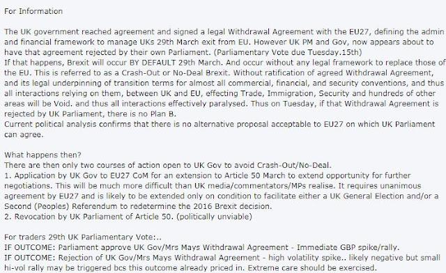 Parliament vote on Brexit
