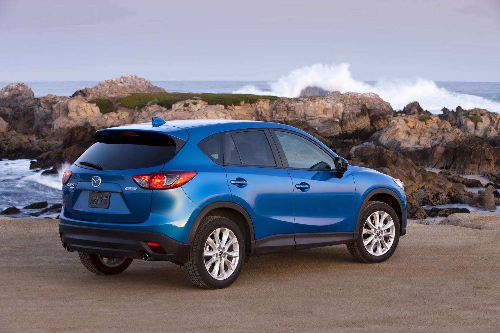 Mazda Cx 5 2013 Hottest Car Wallpapers Bestgarage