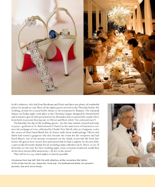 Town And Country Weddings: Julie Skarratt Photography Inc: Olivia Chantecaille's