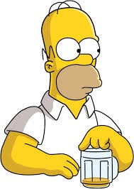 Morgan's Milieu | My Top 5 TV Dads: Homer Simpson from The Simpsons.