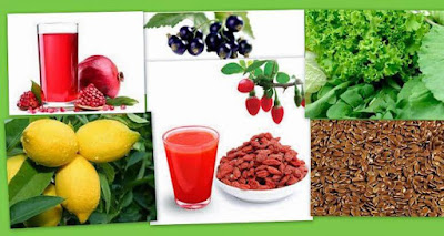 Top detox foods