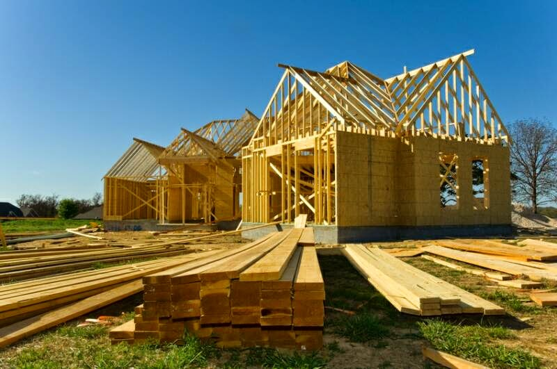 construction loans for new single homes being constructed