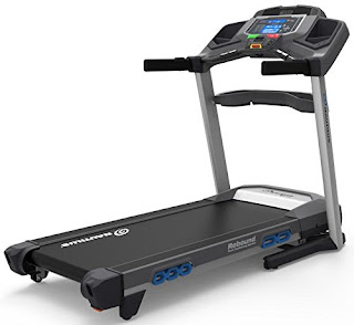 2016 Nautilus T618 Treadmill, image, review features & specifications plus compare with 2018 T618