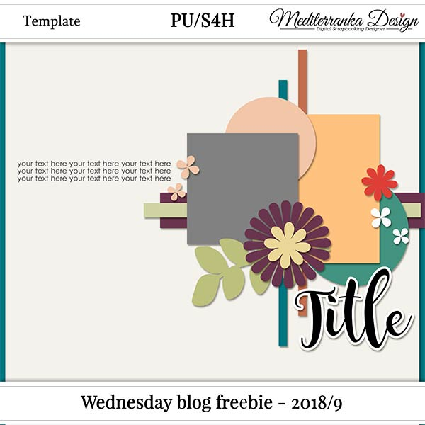 WINNER + WEDNESDAY BLOG FREEBIE - 2018/9