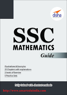 SSC Mathematics Guide by Disha Publication