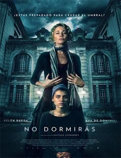 No dormirás (2018)