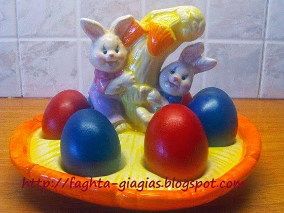 Πασχαλινά αυγά - πώς τα βάφουμε με φυσικές βαφές ή του εμπορίου