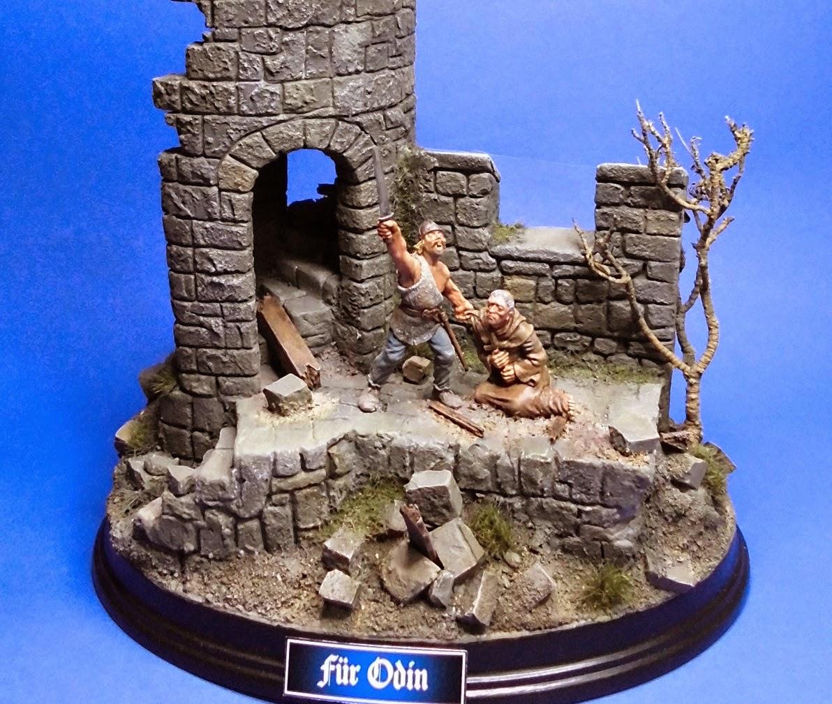 Modellbau und figuren f r odin for Figuren fur den vorgarten