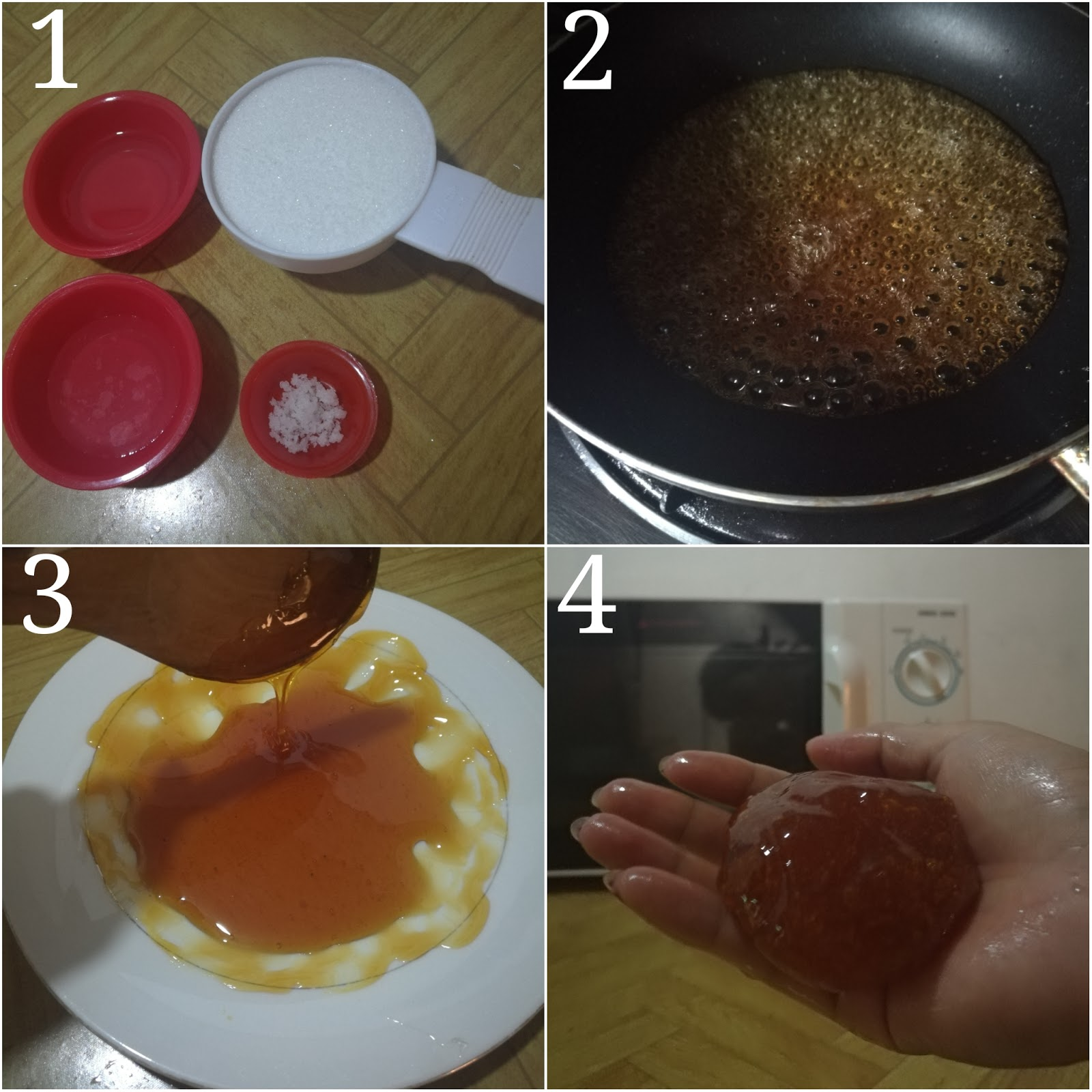 Or annoyed with the unwanted hairs? Hahaha. Give yourself some BEAUTY-ME-TIME even under the comfort of your home with this Homemade Sugar Wax Hair Remover.