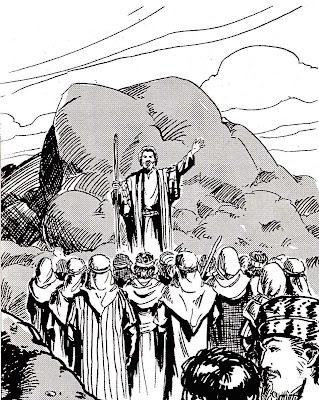 Pidato Nabi Musa AS
