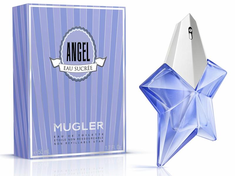 nueva fragancia de Angel de Thierry Mugler
