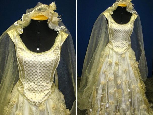 Maria Rita, vestido de noiva, Paraiso