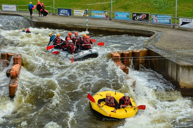 Dutch Water Dreams Rafting Zoetermeer