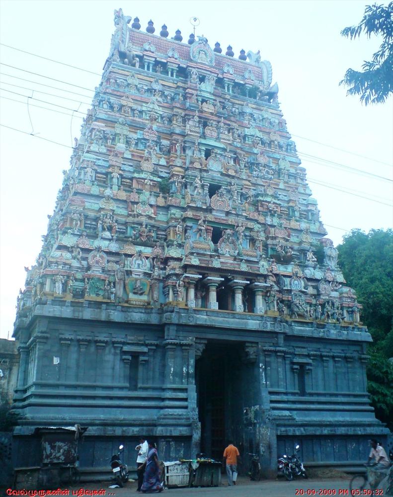 சீர்காழி - சட்டைநாதர் திருக்கோயில்