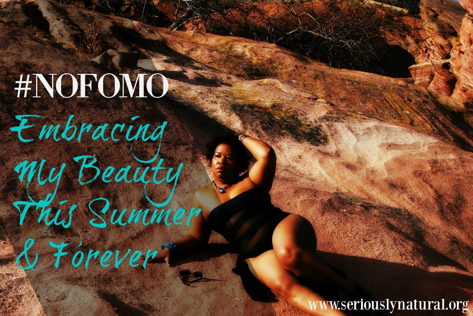 Embracing My Beauty This Summer & Forever With Target Plus Size Swim
