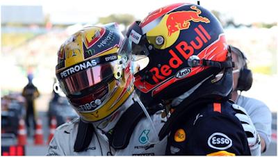 Lewis Hamilton Juarai F1 GP Suzuka Jepang, Sebastian Vettel Gagal Finish