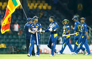 Sri Lanka beat South Africa by 180 runs