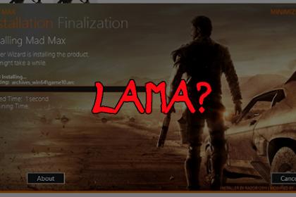 Install Game Repack Lama? Begini Solusinya