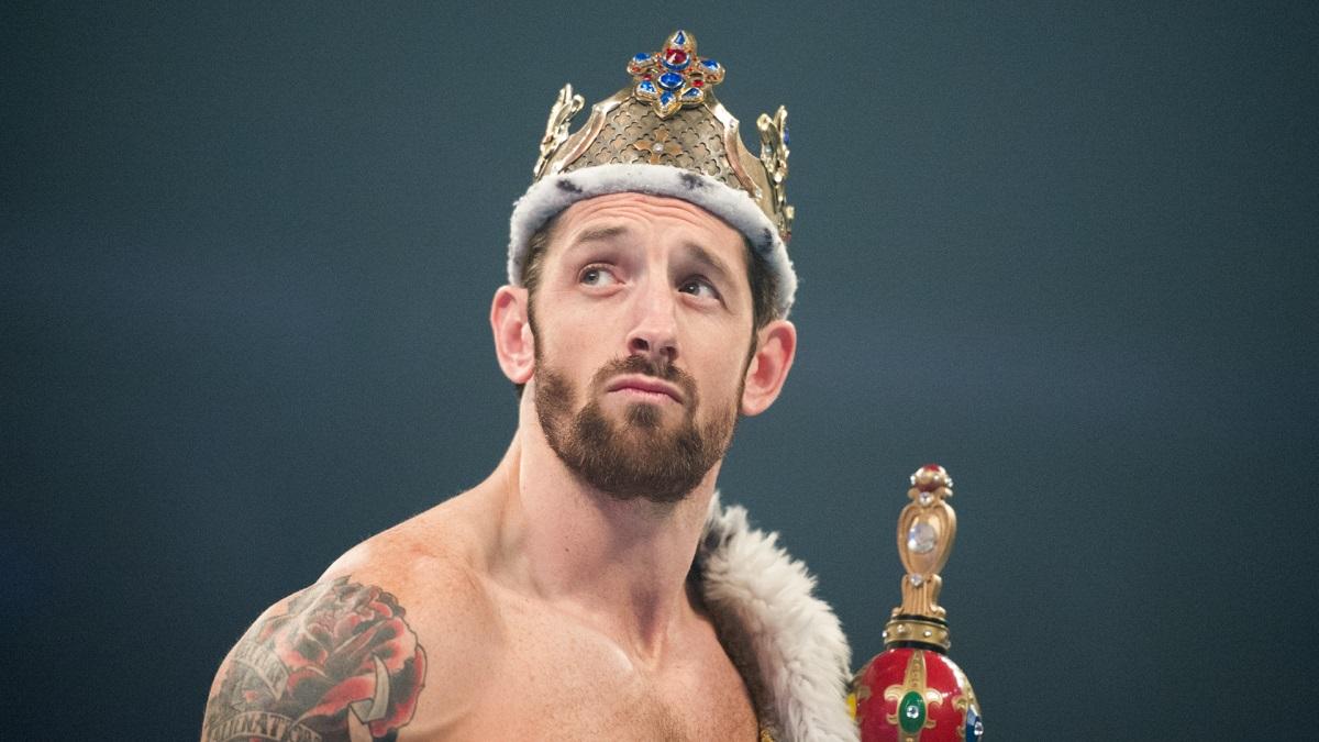 WWE adiciona perfil de Wade Barrett ao seu site oficial