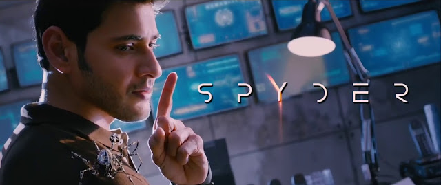 Mahesh Babu - Spyder Movie 2017 Trailer
