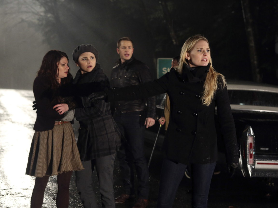 Once Upon A Time - Season 2 Episode 12: In the Name of the Brother