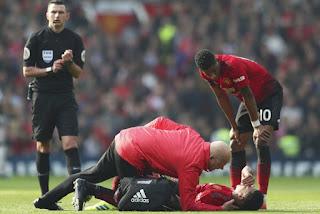 4 Pemain Tumbang dalam Duel Manchester United Vs Liverpool, Siapa Saja?