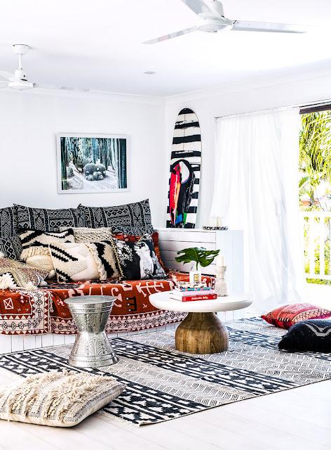 Boem și relaxat în Gold Coast, Australia