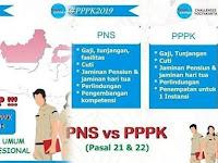 Ini Penjelasan BKN tentang Pendaftaran PPPK dan CPNS 2019