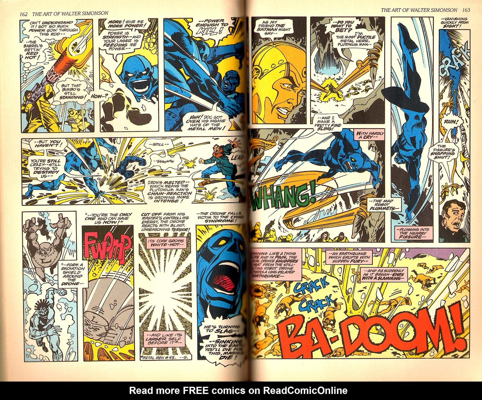 Read online The Art of Walter Simonson comic -  Issue # TPB - 83