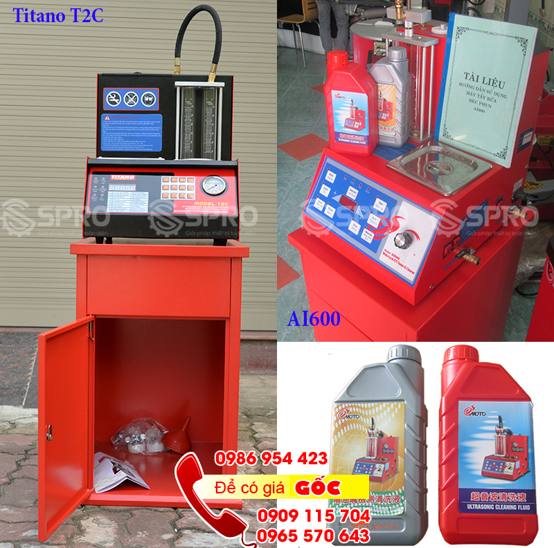 Nơi bán máy súc rửa béc phun xăng điện tử giá rẻ tại tp HCM