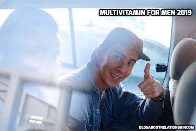 Multivitamin for men 2019 [review]