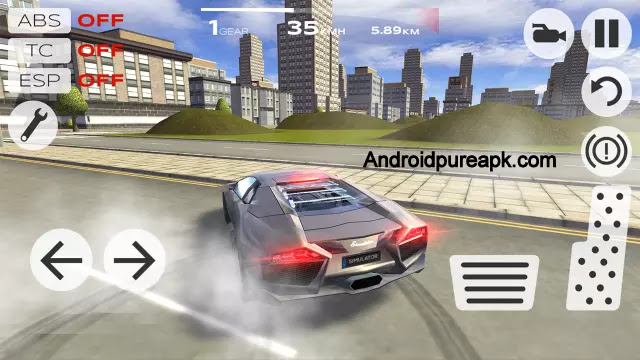 Extreme Car Driving Simulator Mod Apk