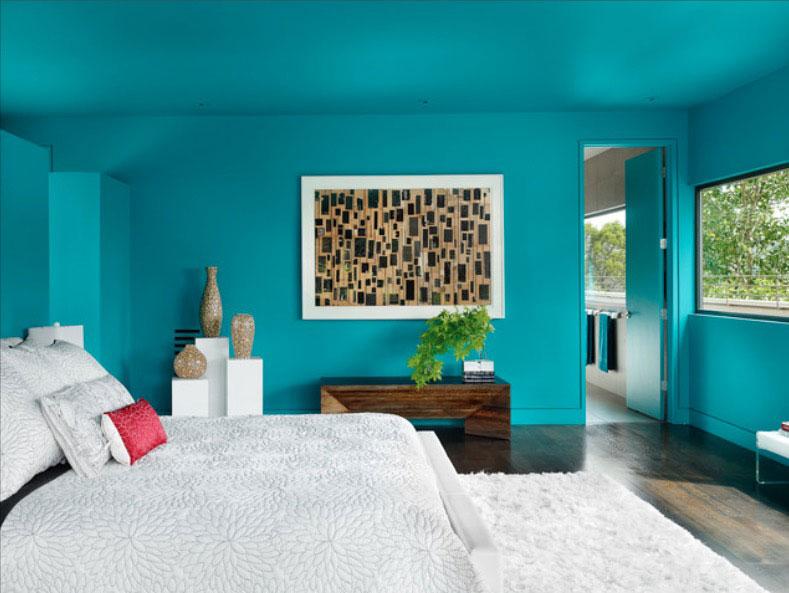 Ideas para pintar el dormitorio: ¿Cuál es su color preferido ...