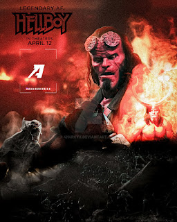 Hellboy II: The Golden Army 2008 Dual Audio Download 720p BluRay